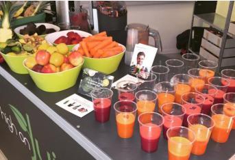 Saftig viden | Se vores store juice univers på HighonLife.dk