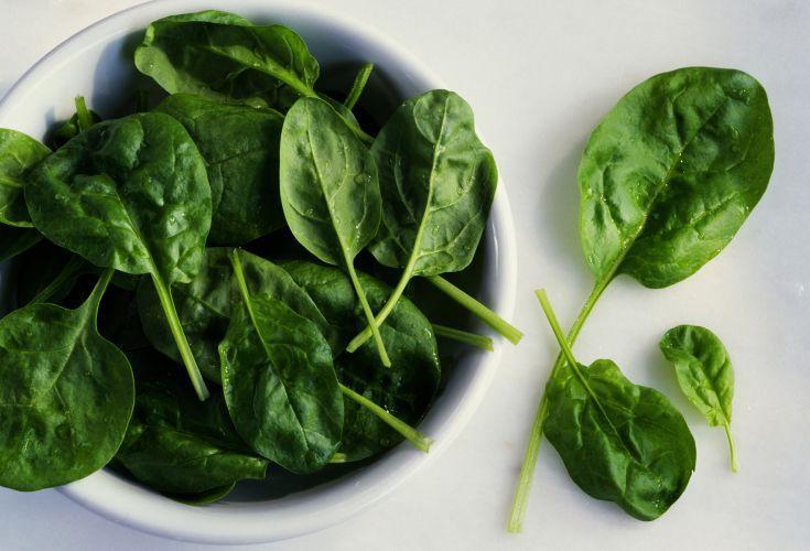 Blæret bladgrønt og geniale grøntsager