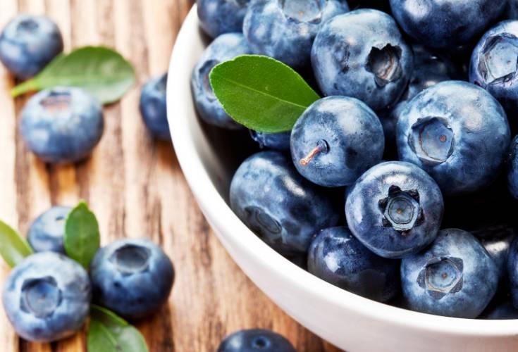 Blåbær er sand superfood