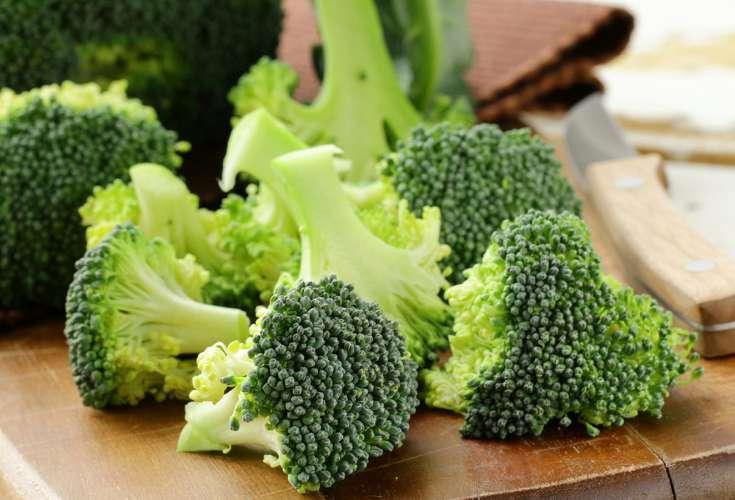 Spis din broccoli