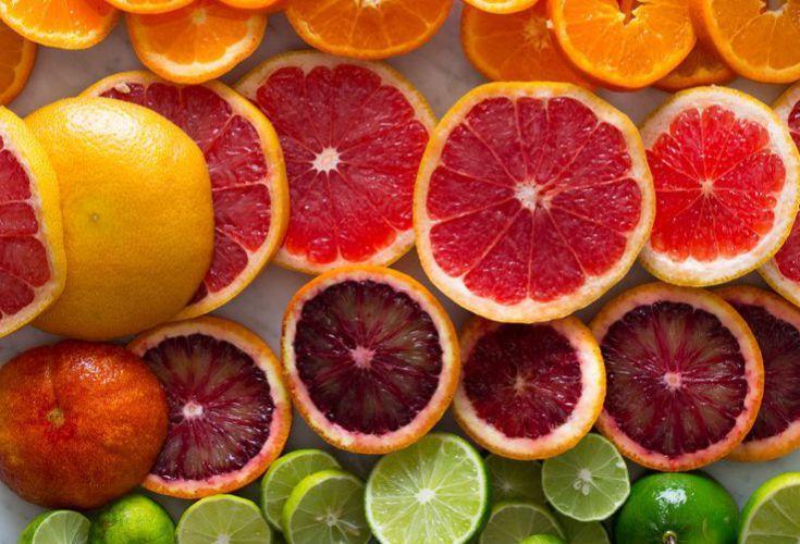 En hyldest til citrusfrugterne