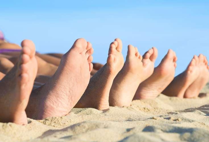 Sådan får du en sund sommer