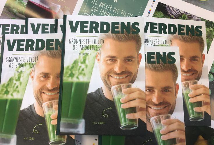Forord til 'Verdens grønneste juicer og smoothies'