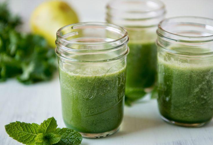 Hvorfor grønne juicer og smoothies?