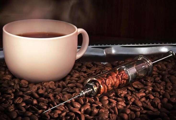 Koffein og unaturlige stimulanser