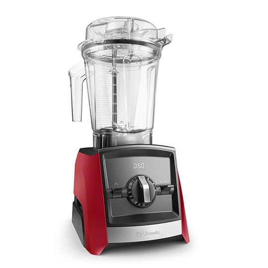 Vitamix Ascent A2500i Rød 0703113631900