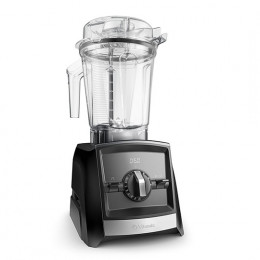 Vitamix Ascent A2500i Sort 0703113631887