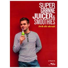 Super grønne juicer og smoothies af Mads Bo