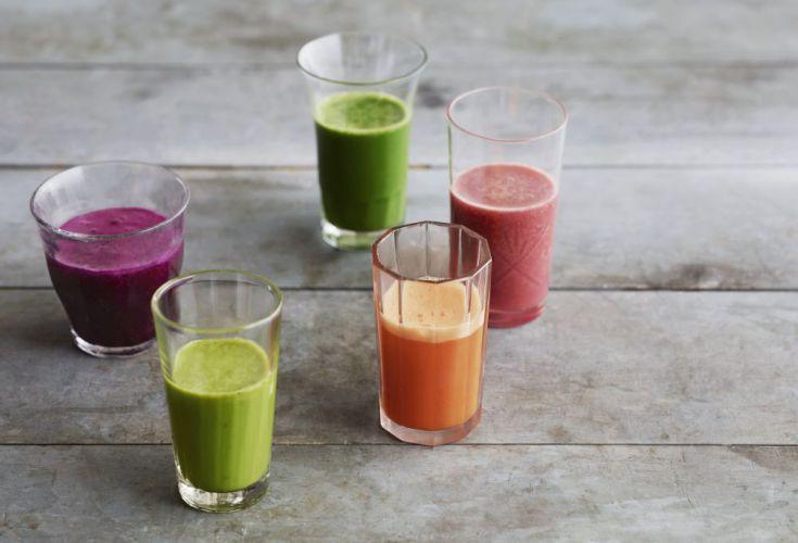 Juice shots tema