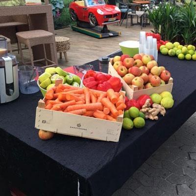 Juicebar Frugt