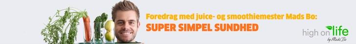Super Simpel Sundhed Foredrag